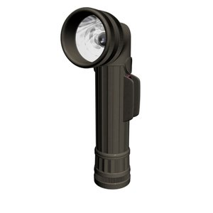3ds max military flashlight flash light
