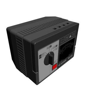 3d resistance tester model