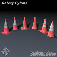 Safety Pylons
