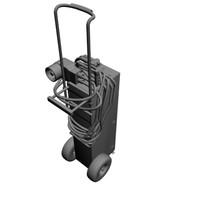 3ds maintenance cart