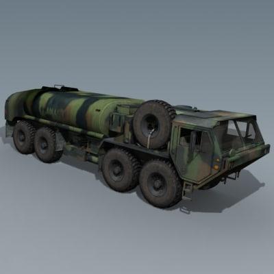 m 978 hemtt 3d model