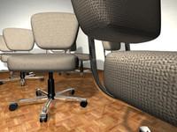 free chair 3d model