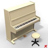 3d max piano