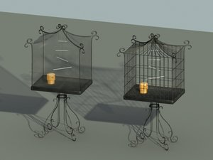 different cage 3d max