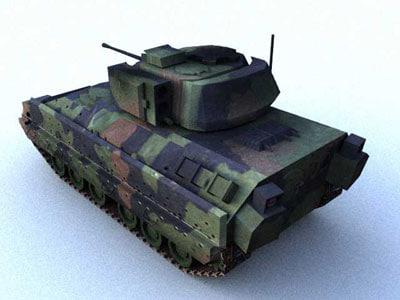 free 3ds model bradley