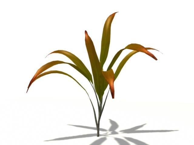 3ds max plant