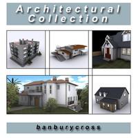 maya architecture interior house