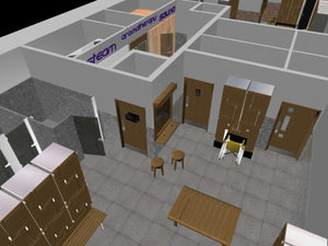maya changingroom rooms