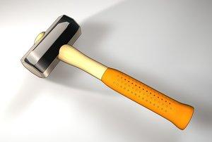 sledge hammer c4d