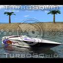 3d lwo baja boat