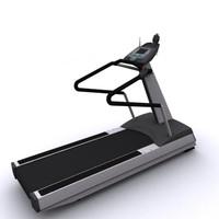 3ds max jogger treadmill