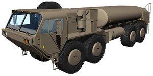 3d model m978 hemtt