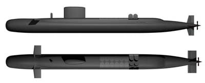 3d model of british resoluition class
