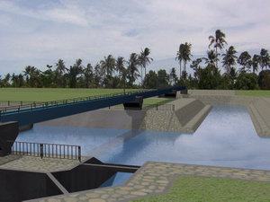rubber dam 3d