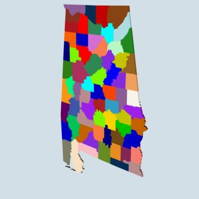 state counties al 3ds