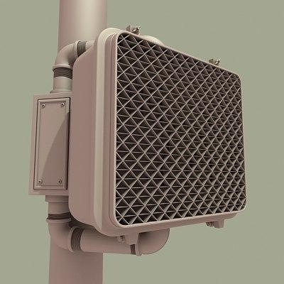 3d walk signal