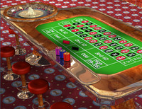 max roulette table