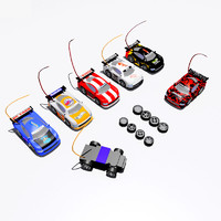 3ds mini rc cars