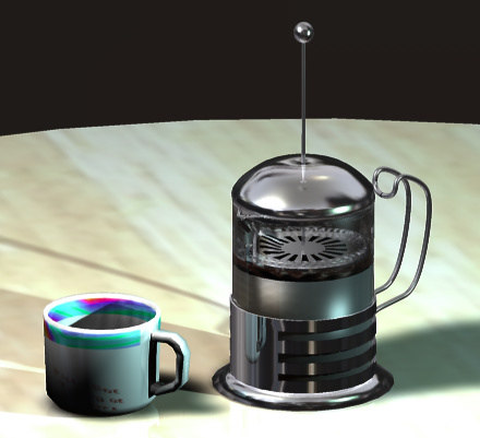free mode coffeepot teapot tea