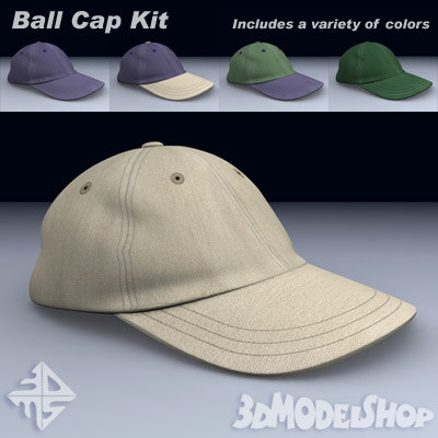 ball cap kit lwo