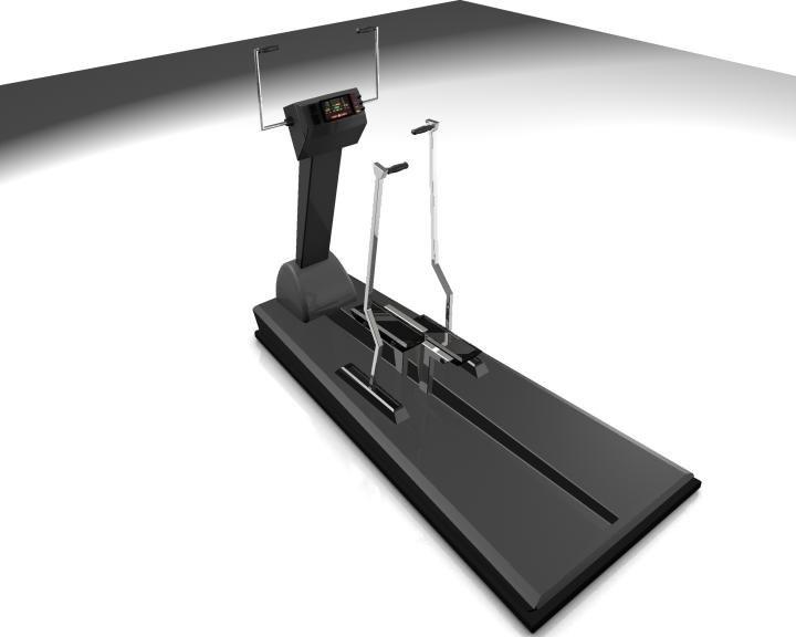 3d walking machine