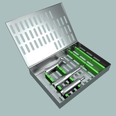 3d dentist tools