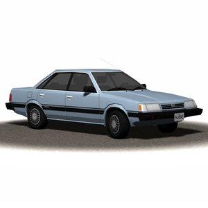 maya 1992 sedan car