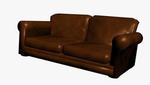 sofa furnuture 3d model