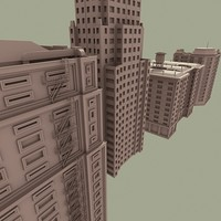 Old_Buildings_Pack2.max
