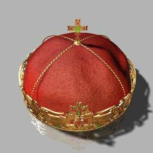 3d model crown jewels