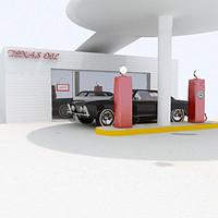 old petrol buick riviera max