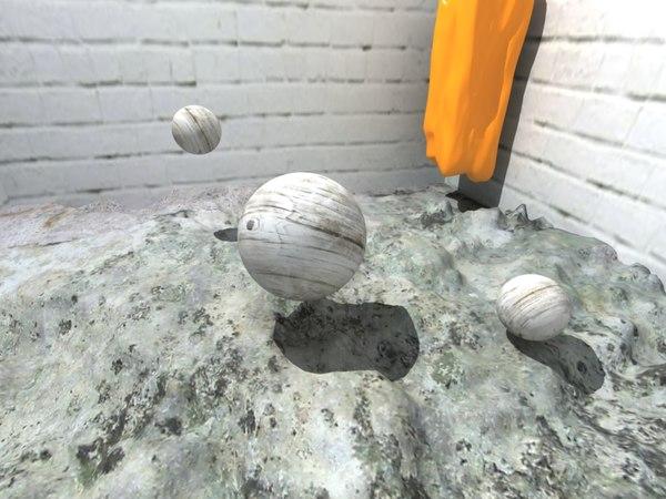 concrete 3ds