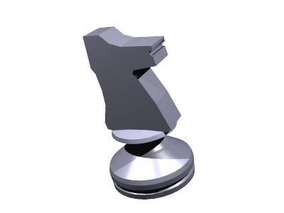 free 3ds mode chess piece