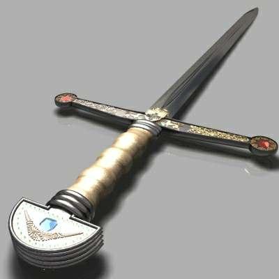 max sword ornaments