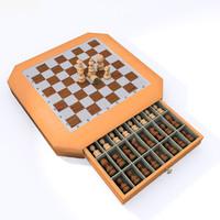 Drawer Chess Box Set