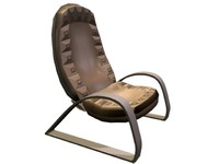 free relax chair zipped 3d model
