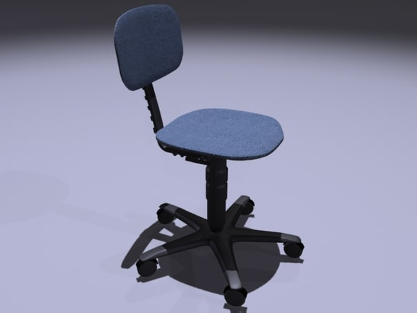 free max mode chair office zipped