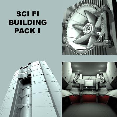 maya sci fi