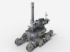 andros robot max