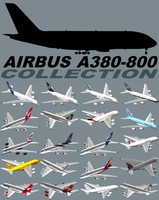 Airbus A380-800 Collection