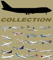 Boeing 747-200 Collection