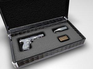 3ds gun case