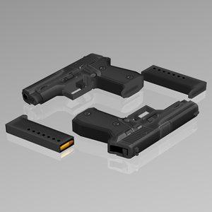 maya 9 mm pistol
