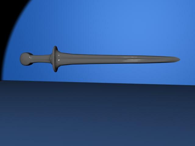 free max model sword