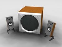 logitech z3 speaker 3d max