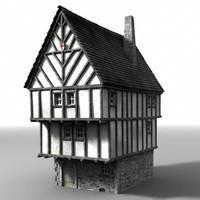 3d model medieval