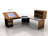 L-CAD Desk (LP)
