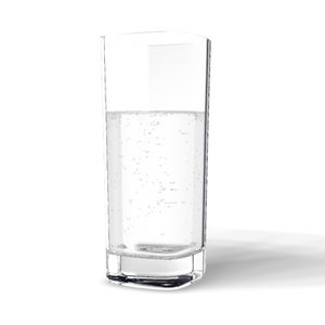 photorealistic glass 3d max