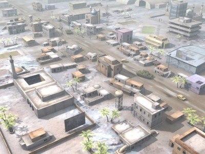 3ds arab city