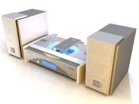 JVC CD-Player